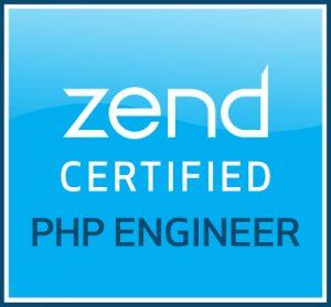 Certified PHP developer – yet again!